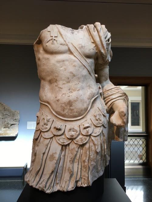 Roman Sculpture Getty Villa