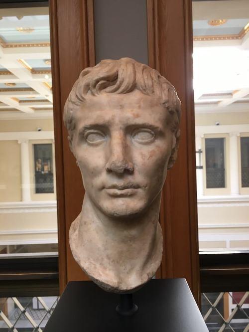 Caesar Augustus Getty Villa