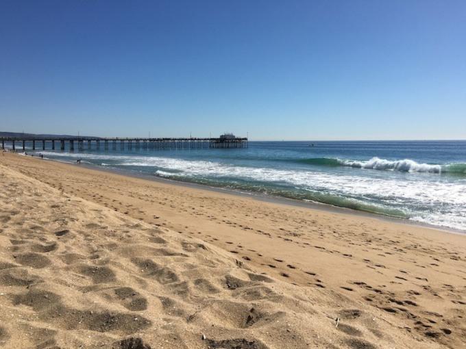 Balboa Beach Pier