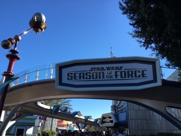 Disneyland Season of the Force Star Wars