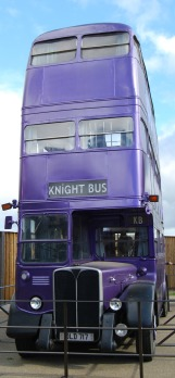 Knight Bus--The Making of Harry Potter Warner Bros. Studio Tour London