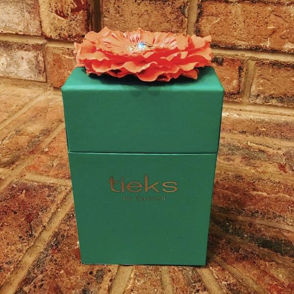 New Tieks Blue Box