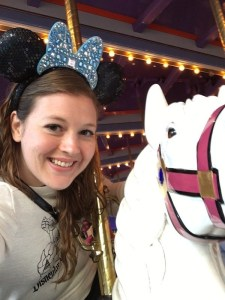 Disneyland King Arthur's Carousel