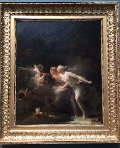Fragonard Painting Getty Center