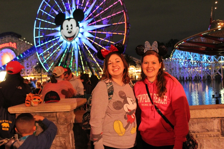 World of Color--Disney's California Adventures