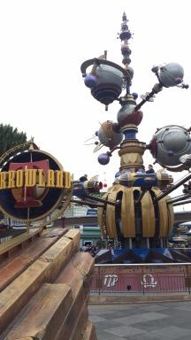 Tomorrowland--Disneyland Resort