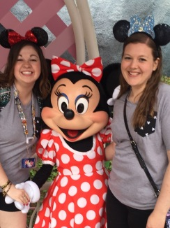 Minnie Mouse--Disneyland Resort