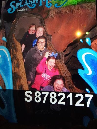Disneyland--Splash Mountain