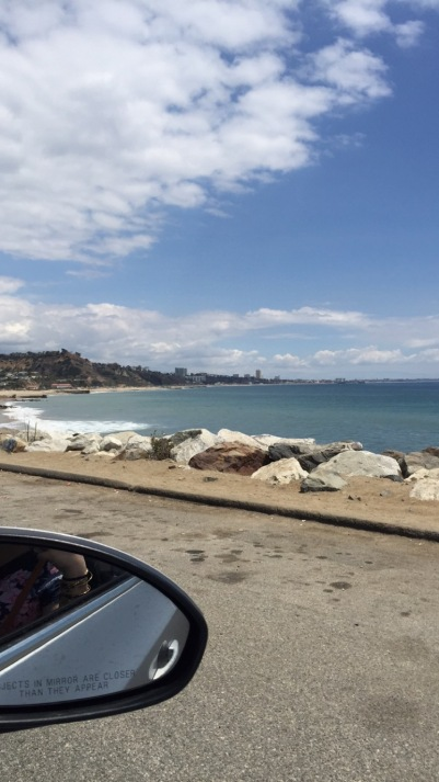 Pacific Coast Highway--Malibu California