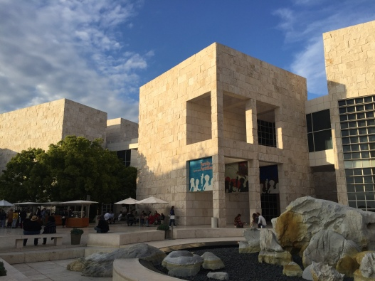 Getty Museum--Los Angeles California