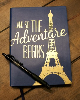 Travel Journaling--Carry On Packing