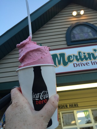 Raspberry Shake, Merlin's Drive Inn, Garden City, Beark Lake, Utah