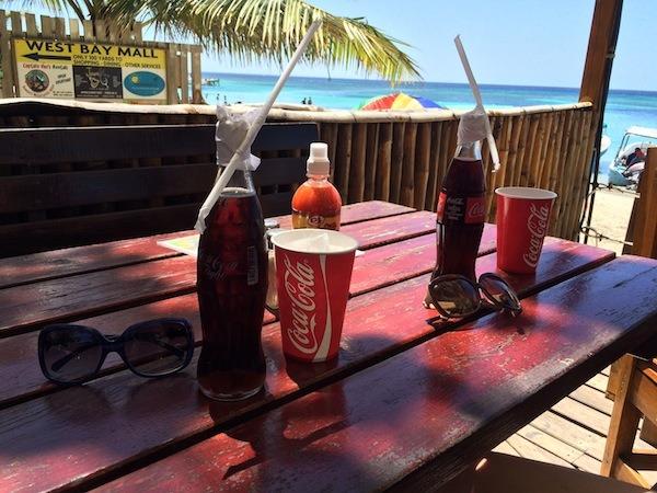 Coca Cola Roatan