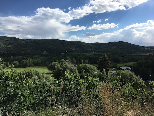 Valley in Woodland, UT