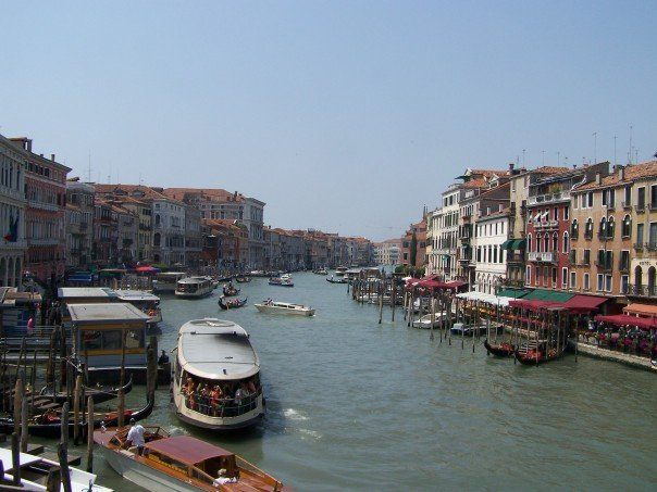 Venice, Italy Grand Canal