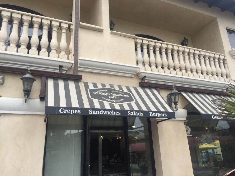 Orange Blossom Cafe--Newport Beach-California