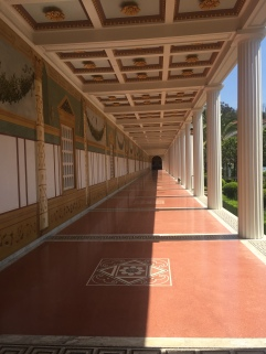 Getty Villa--Malibu California