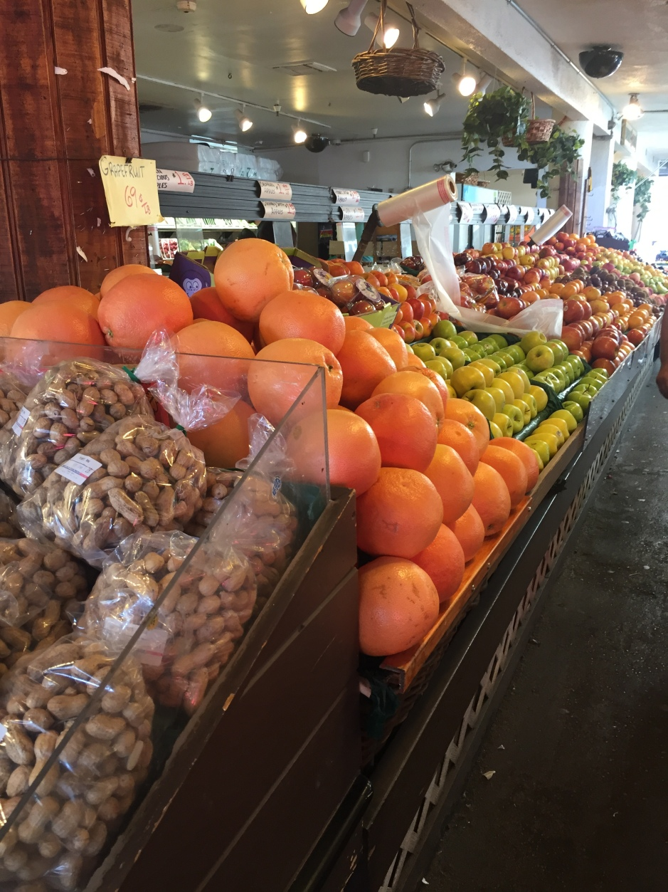 Farmers Market--Los Angeles, California