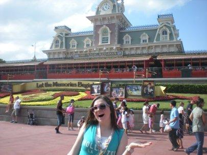 Walt Disney World--Magic Kingdom