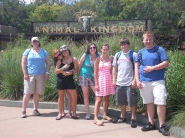 Walt Disney World--Animal Kingdom