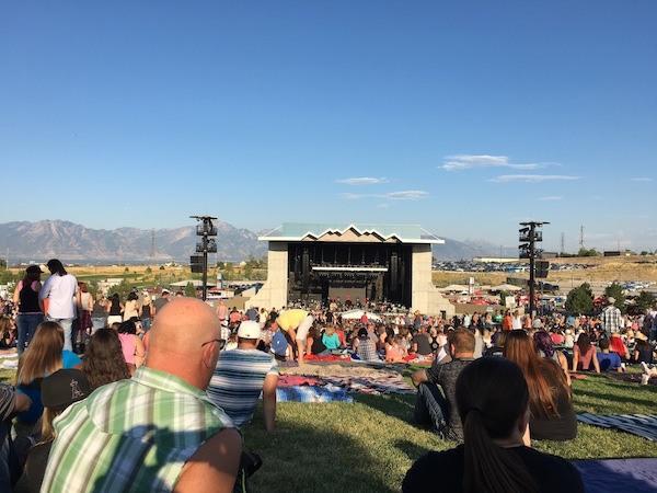 Usana Amphitheatre Utah