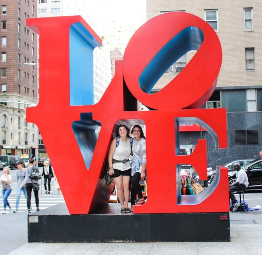 Love Sign--New York, New York