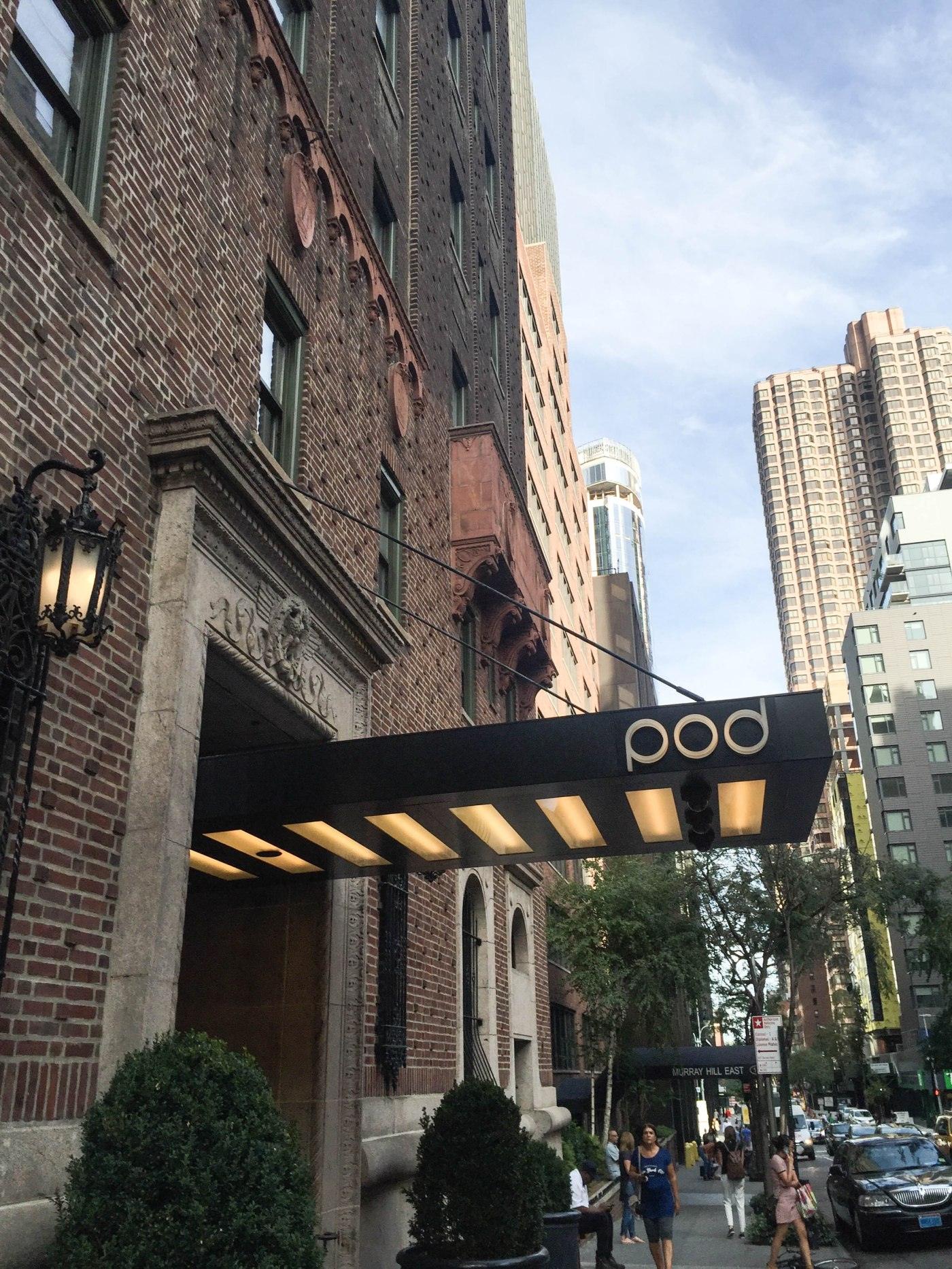 Pod 39 Hotel--39th Street-New York, New York