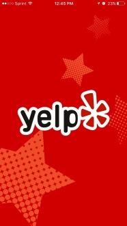 Yelp! App