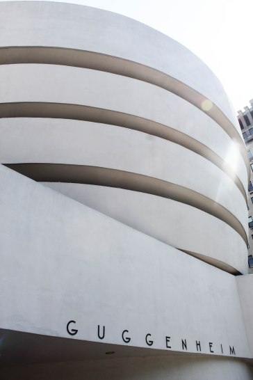 The Guggenheim--Manhattan--New York City