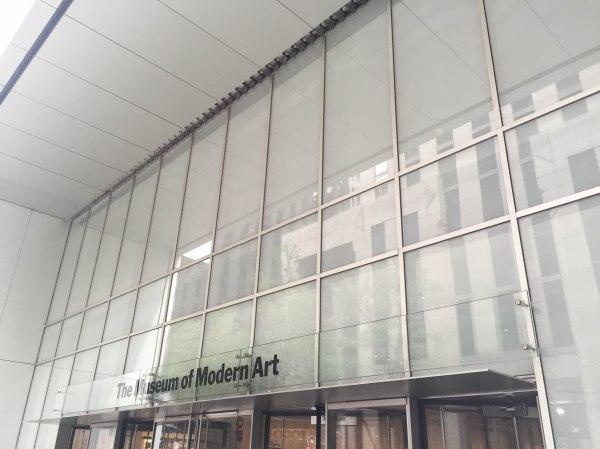 Museum of Modern Art--Manhattan--New York City