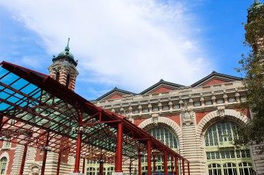 Ellis Island--NYC