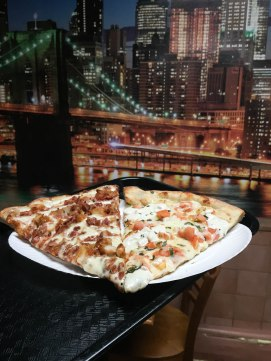 New York Style Pizza--Midtown Manhattan