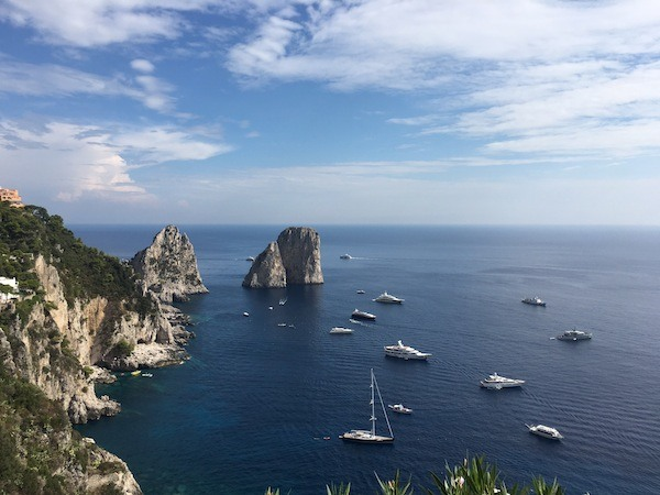 Isle of Capri Italy